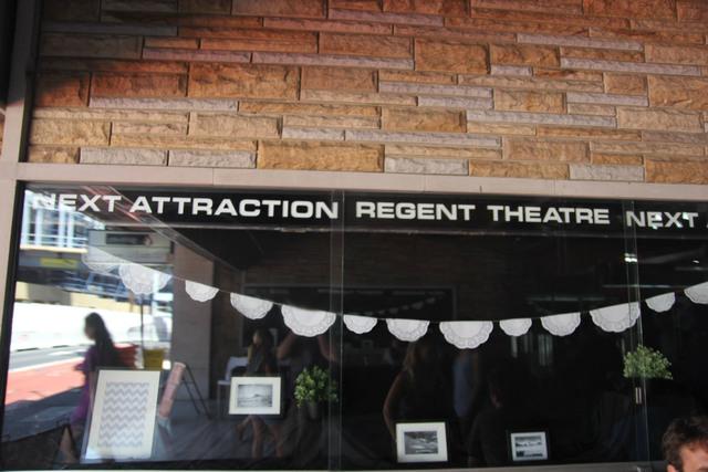 exterior sign board