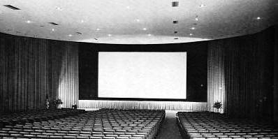 Mann's South Coast Plaza original auditorium