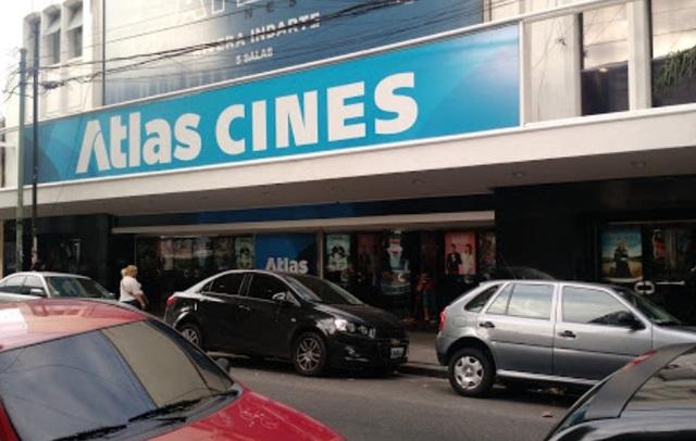 Cine Atlas Rivera Indarte