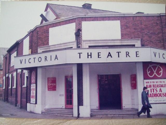 As Victoria theatre 1985