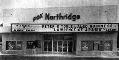Fox Northridge Theatre exterior