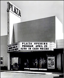 Plaza Theater ... Lubbock Texas