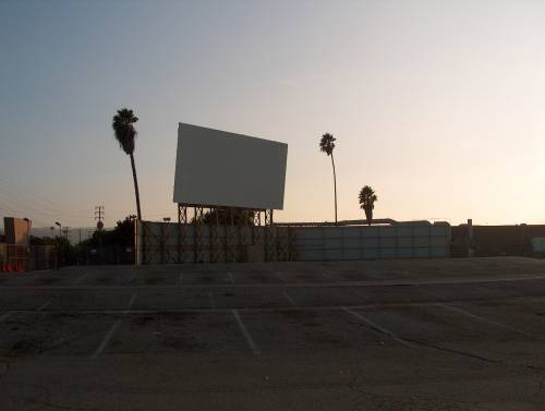 Vineland Drive-In