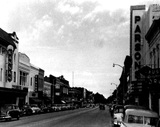 PARSONS THEATRE ON RIGHT