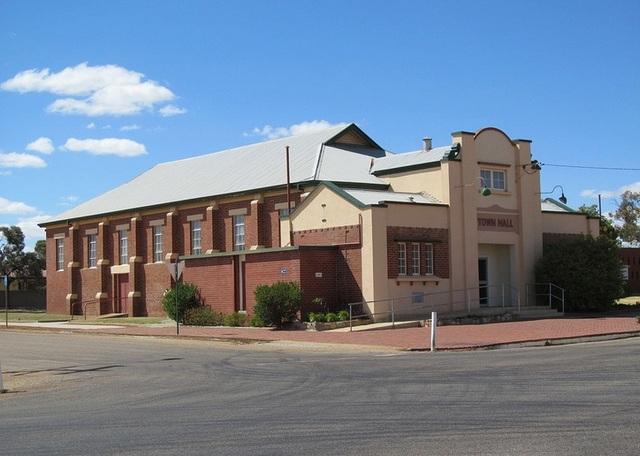 Wyalkatchem Town Hall