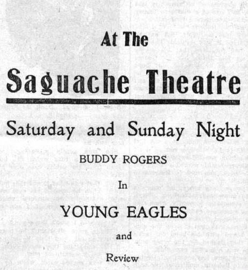 Saguache Theatre