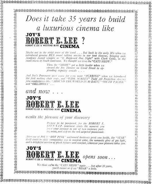 Robert E. Lee Theatre