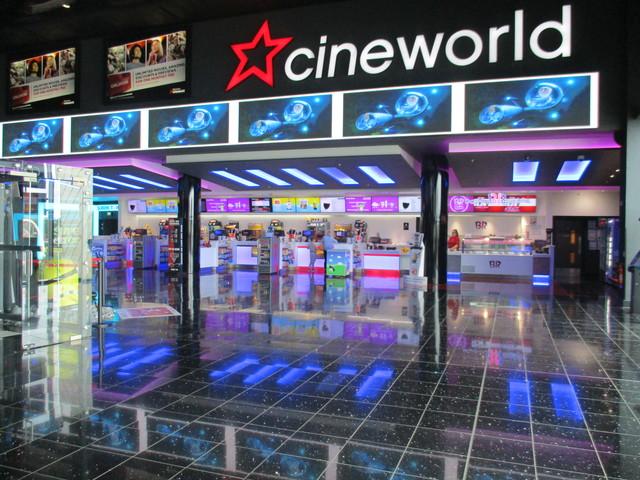 Cineworld Cinema - Glasgow Silverburn
