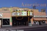 """[""""Towne Theater Lackawanna, NY""""]"""