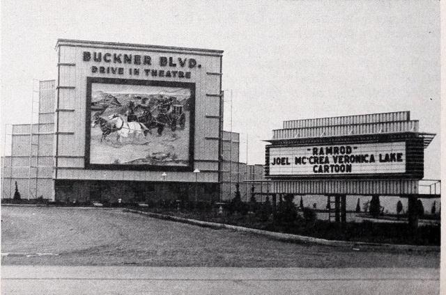 Buckner Boulevard Drive In