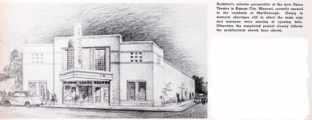 Paseo Theatre