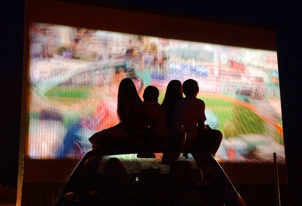 Amusement Park Drive-In