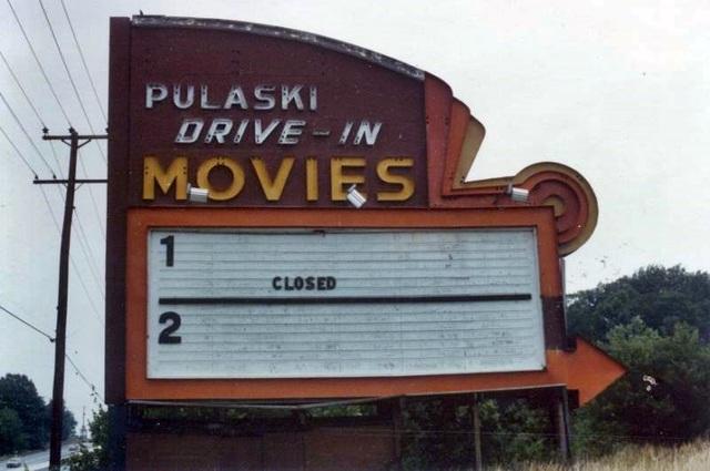 Pulaski Drive-In
