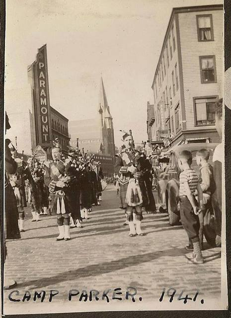 1941 photo courtesy of the Former Lynners Facebook page.