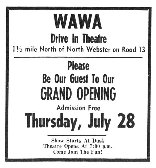 WAWA Drive-In