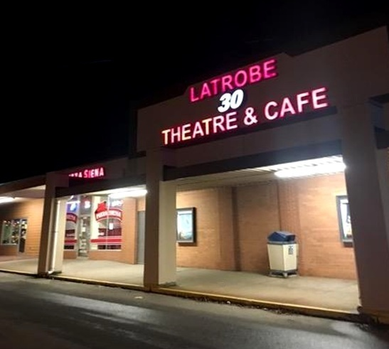 Latrobe 30 Theatre & Cafe