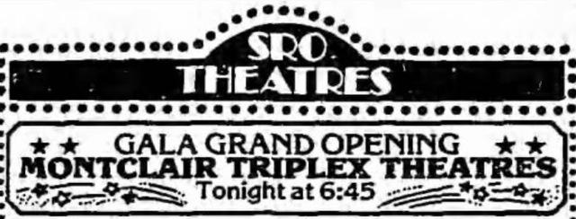 Triplex Opening Day