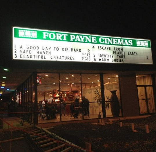 Fort Payne Cinemas