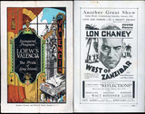 Loew's Valencia Theatre opening program