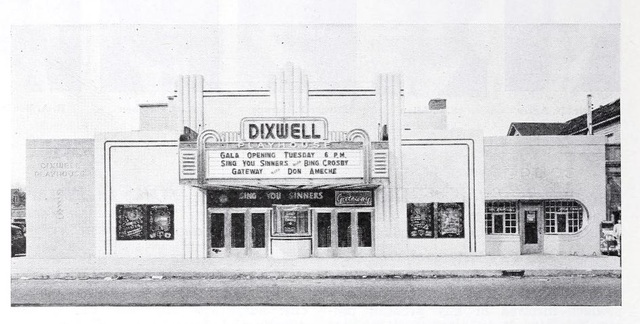 Dixwell Theatre