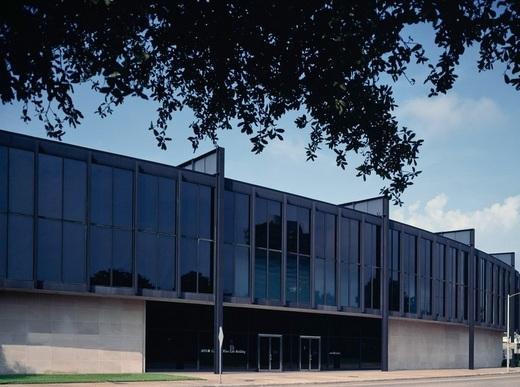 Brown Auditorium Theater