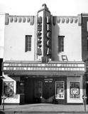 Mecca Theater  700 block of S. Main Street, Stillwater, OK..1950.