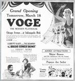Voge Theatre