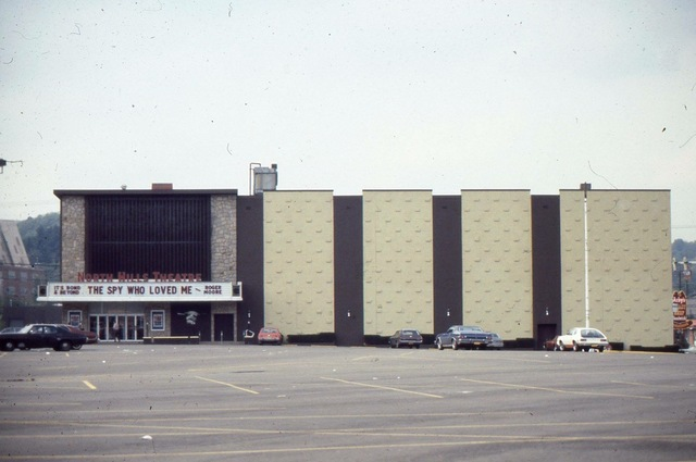North Hills Theater, Pittsburgh, 1977