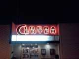 One of the last pictures of the original Cinema Center