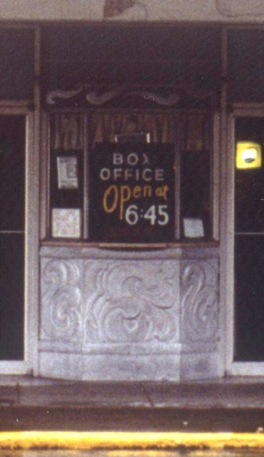 Boxoffice in 1981