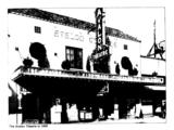 Theater exterior in 1930