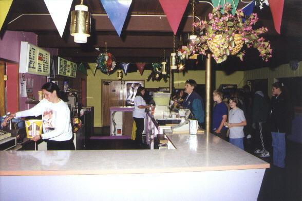 Snack bar 1998