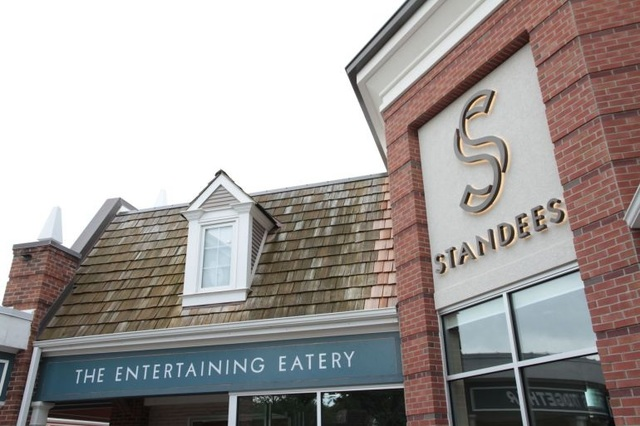 Standees-The Entertaining Eatery
