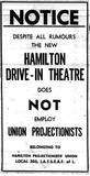 Hamilton Drive-In