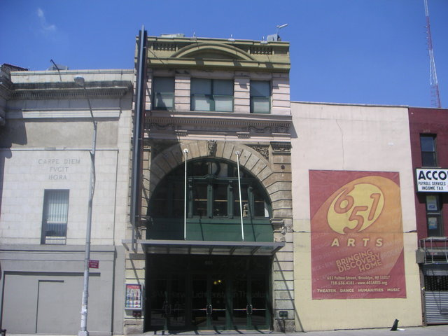 BAM Harvey Theater