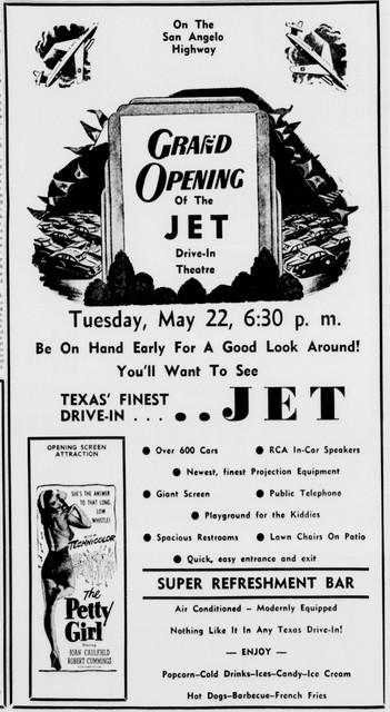 Grand Opening - May 22, 1951