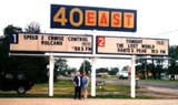 40 East Drive-In