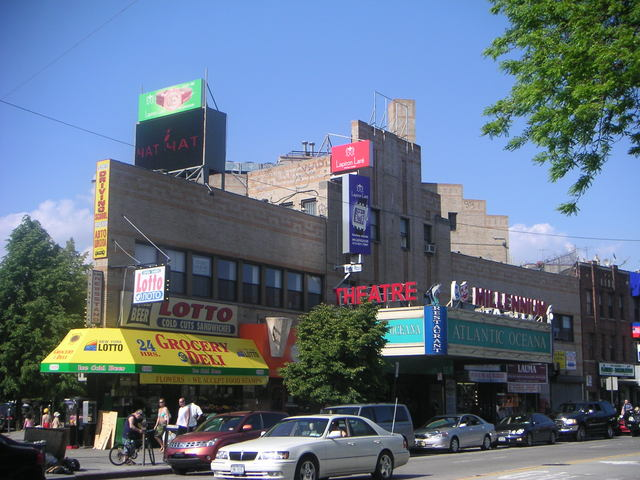 Millennium Theatre