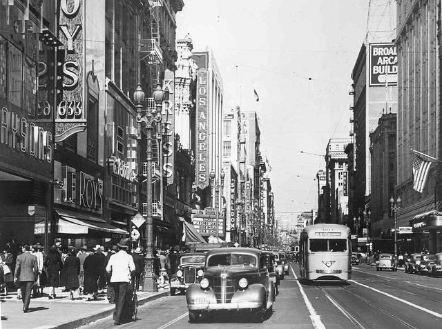 Los Angeles Theatre 1938