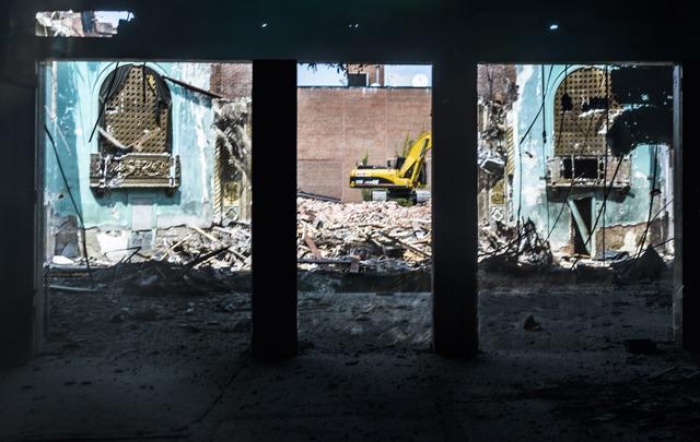 Ritz Demolition Day 2 001