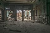 Ritz Demolition Day 2, lobby and auditorium