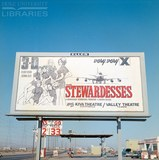 1969 billboard, photo credit Duke University Libraries Collection