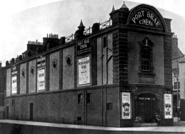 Port Brae Picture House