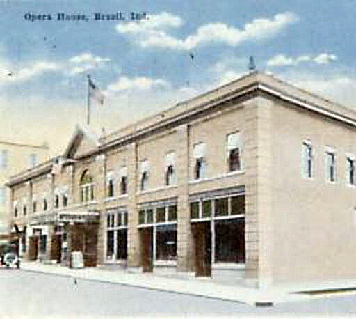 called the Brazil Opera House in this old postcard