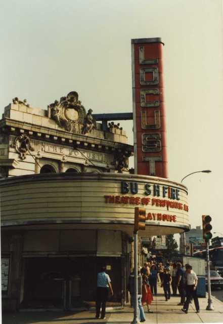 Bushfire Theatre