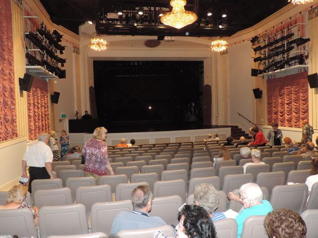 Utah Theatre Interior