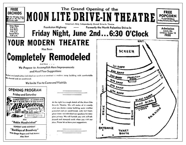 Moon Lite Drive-In