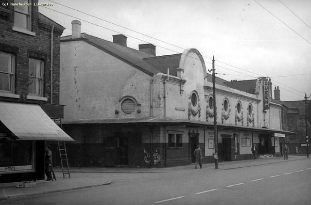 Queens Picture House, Beswiick.