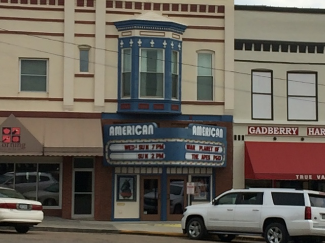 Corning American Theatre