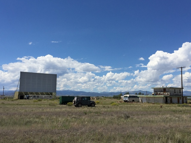 New Frontier Drive In - Center CO 8/12/17d